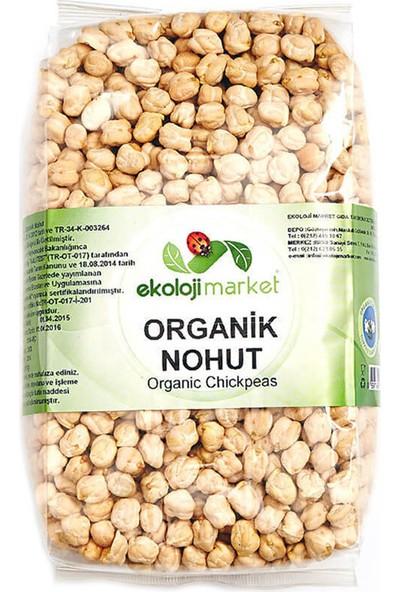 Ekoloji Market Organik Nohut 1 Kg