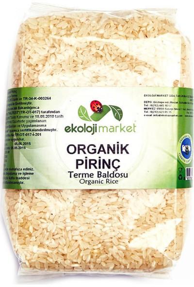 Ekoloji Market Organik Pirinç 500 Gr