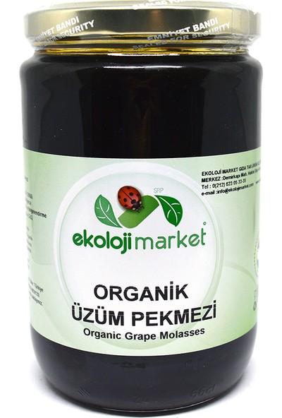 Ekoloji Market Organik Üzüm Pekmezi 800 Gr