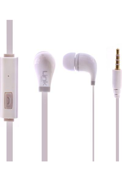 Linktech Linkteck H320 3.5Mm Kulaklık Samsung iPhone Lg G.Mobile Uyumlu