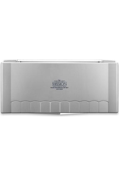 Mission Suluboya Silver Tablet Pigment 20 Li 5020