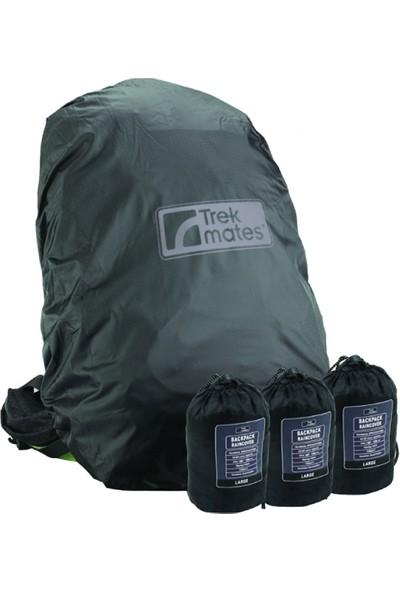Trekmates Backpack Raıncover Çanta Yağmurluğu Stch51 / Siyah - S