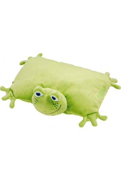Go Travel Froggie Katlanır Yastık 2694 / YEŞİL - STD