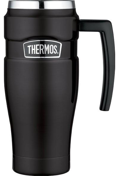 Thermos SK 1000 Çelik Mug Termos 470ml. Mat Siyah 191427 / STANDART - STD