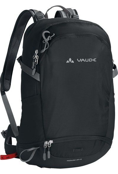 Vaude Wizard 30+4 Sırt Çantası 12155 / Black - 30+4