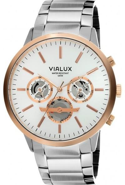 Vialux VX960T-02SR Erkek Kol Saati