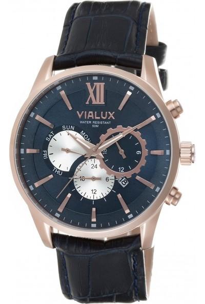 Vialux VX576R-11NR Erkek Kol Saati