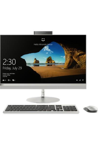 """Lenovo Ideacentre 520-27IKL Intel Core i5 7400T 8GB 2TB Intel® Optane™ Hafıza GT940MX Windows 10 Home 27"""" QHD IPS All In One Bilgisayar F0D0002ETX"""