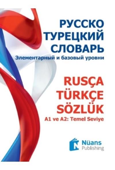 Rusça - Türkçe Sözlük (Русско - Турецкий Словарь)