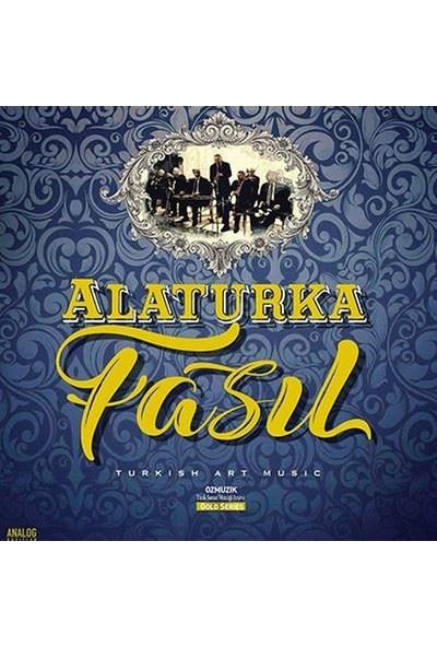 Various Artists - Alaturka Fasıl Plak