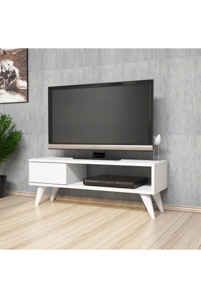Hepsi Home Hayat Tv Sehpası - Beyaz