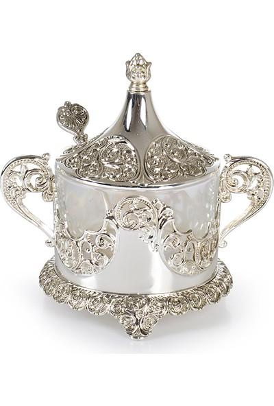Çağ Deccor Gümüş Şekerlik