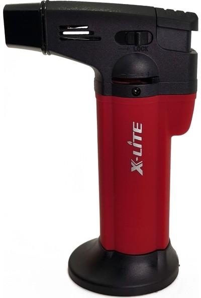 X-Lite 1300 c Büyük Boy Masa Tipi Pürmüz Alev Çakmak dp38kr