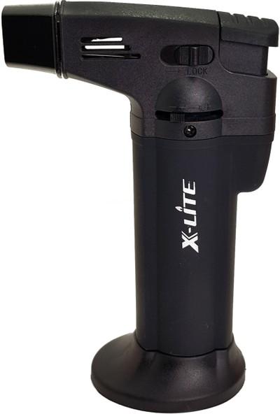 X-Lite 1300 c Büyük Boy Masa Tipi Pürmüz Alev Çakmak dp38sy