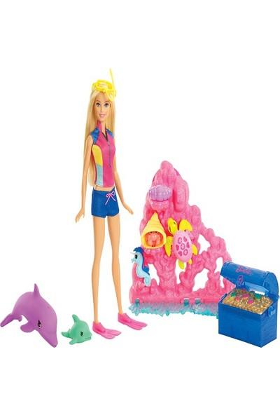 Barbie Barbie Sihirli Yunuslar Okyanus Harikaları Oyun Seti