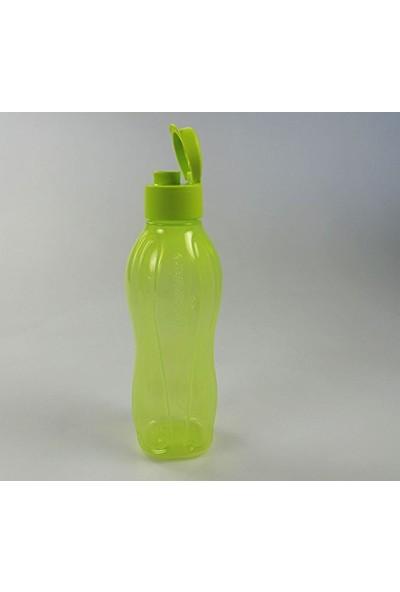 Tupperware Eko Şişe 750 Litre Yeşil ( Matara Ve Suluk )