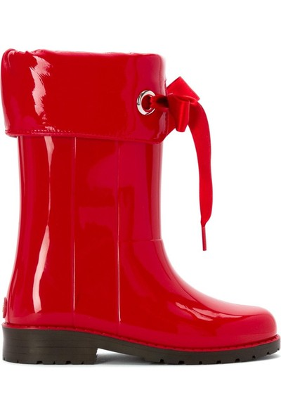 Igor Campera Charol Çocuk Yağmur Çizmesi W10114-005