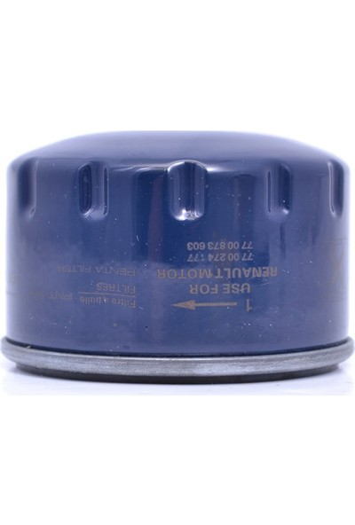 Cey RENAULT CLIO Yağ Filtresi 1996 - 2013 [ORJINAL] (8200033408)