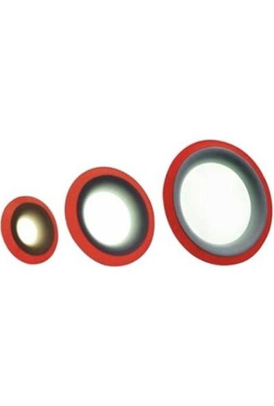 Forlife Fl-2057 23W Çift Renkli Led Panel Armatürler Kırmızı Işık (6500K Beyaz Işık)