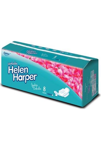 Helen Harper Regüler Uzun 8'li