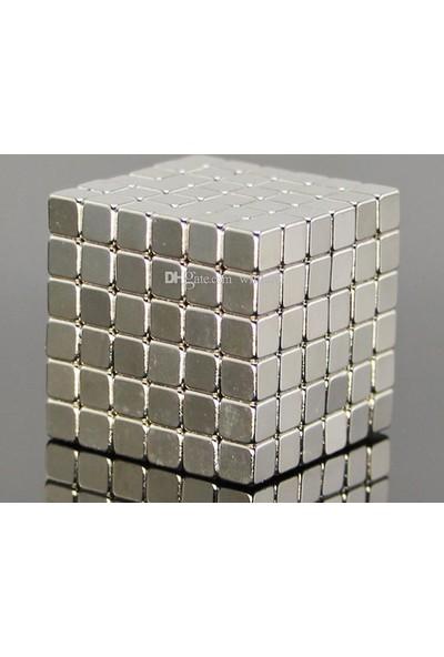 216 Adet 5x5x5 mm Sihirli Manyetik Küpler Neodyum Mıknatıs