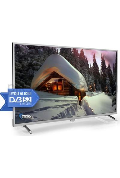 """Axen Ilgaz AX43DIL005/1032-B 43"""" 110 Ekran Uydu Alıcılı Full HD LED TV TRAXDLD043222700"""