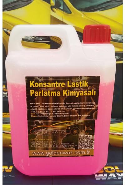 Goldenwax Jel Lastik Parlatıcısı Koruma - 3Kg