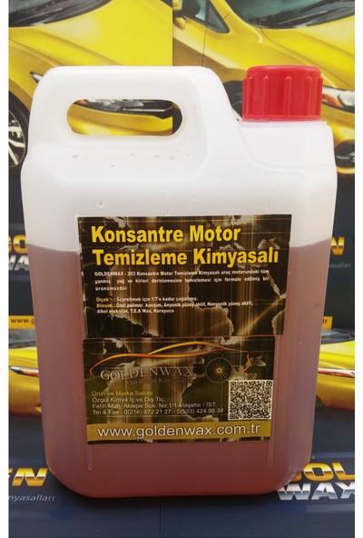 Goldenwax Motor Temizleme Motor Parlatma Kimyasalı 3Kg