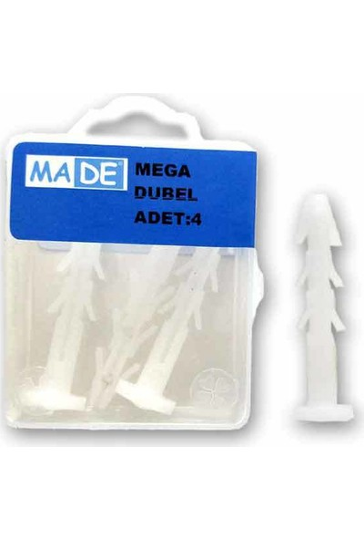 Made Mega Dubel ( 1 Kutu:4 Adet)