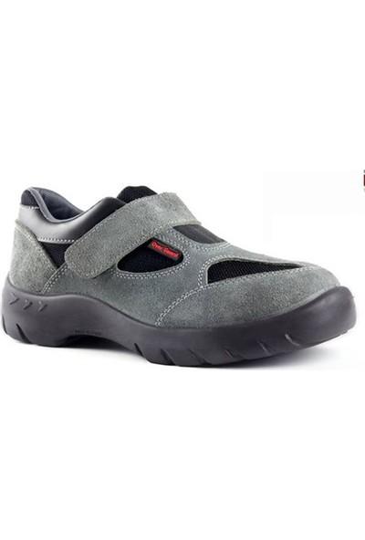Overguard Sl401 S1 Çelik Burun Süet Ayakkabı No:44