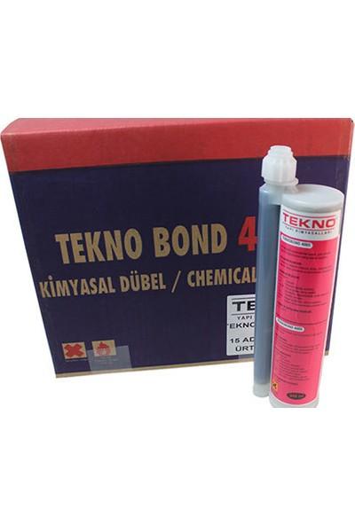 Teknobond 400 S 345 Ml (Kimyasal Dübel-Kuru Zem)