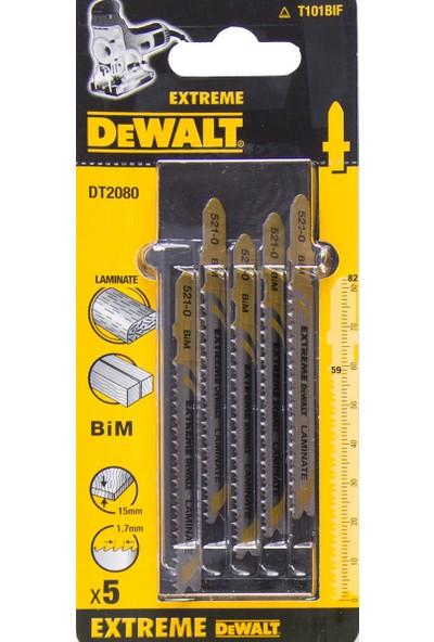 Dewalt DT2080 Dekupaj Testere 5'li Paket 82.6 mm