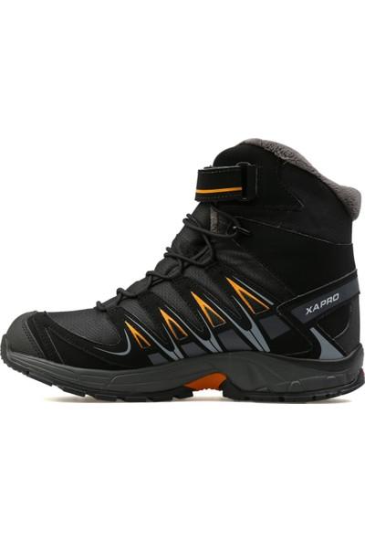 Salomon Siyah Çocuk Outdoor Ayakkabı L39845700