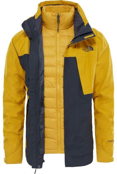 The North Face Sarı Erkek Outdoor Mont T93826Upq