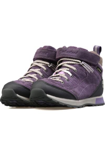 Timberland Mor Çocuk Outdoor Ayakkabı A1Hwo