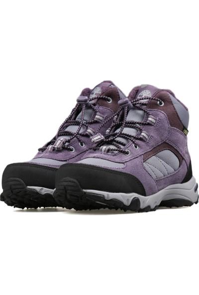 Timberland Mor Çocuk Outdoor Ayakkabı A1Kzl
