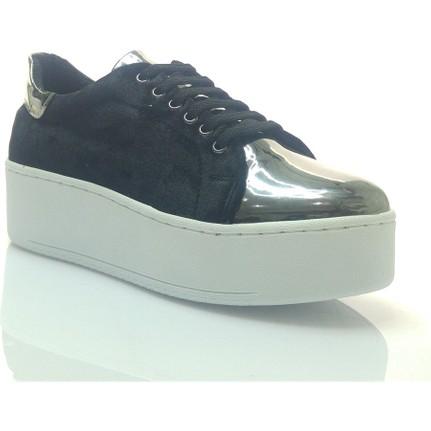 Florin 2612 Gri Kadın Ayakkabı
