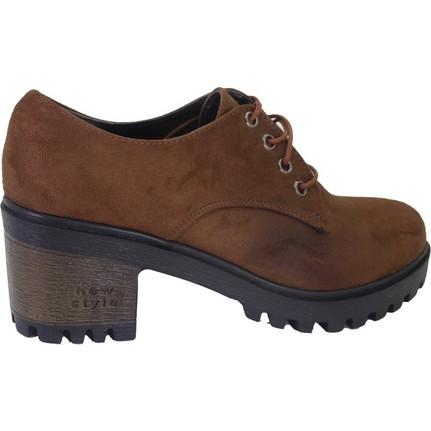 Oflaz K-106 Taba Günlük Kadın Ayakkabı