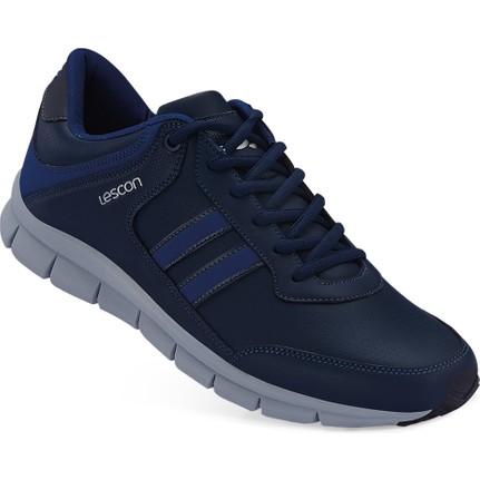 Lescon L-5034 Lacivert Flex Ayakkabı