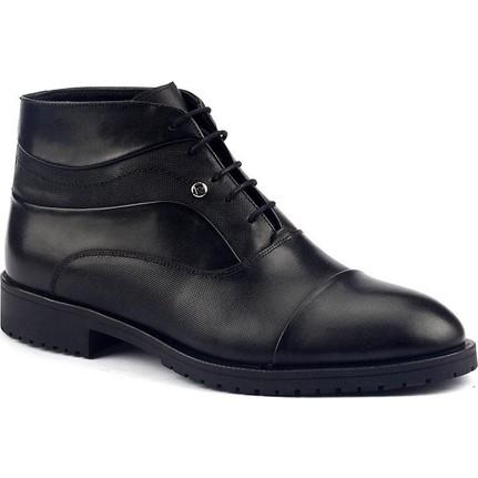 Pierre Cardin P7041B Erkek Klasik Bot Ayakkabı