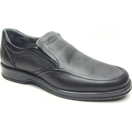 Erkek Ayakkabı Kışlık Hakiki Deri Comfort Taban