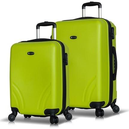90a03f903a639 My Valice Trend 2'Li Valiz Seti (Kabin Ve Orta) Yeşil Fiyatı