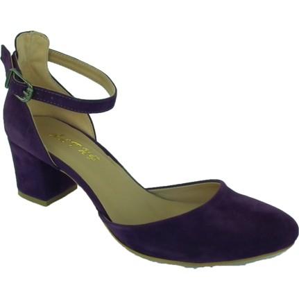 Altuğ 17116 Mor Kadın Ayakkabı