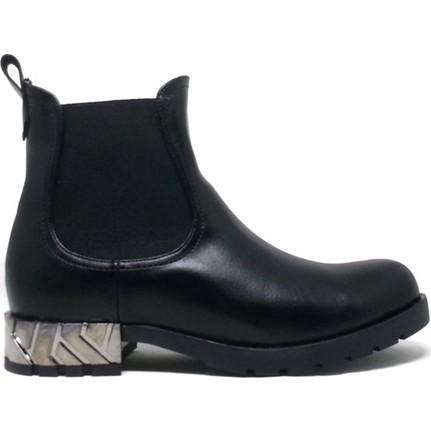 Shop And Shoes 013-162 Siyah Kadın Ayakkabı