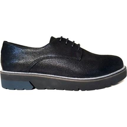 Shop And Shoes 062-6400 Siyah Kadın Ayakkabı