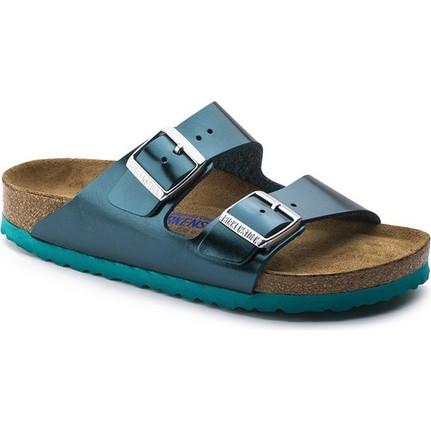 Birkenstock 105-1003481B Yeşil Kadın Sandalet