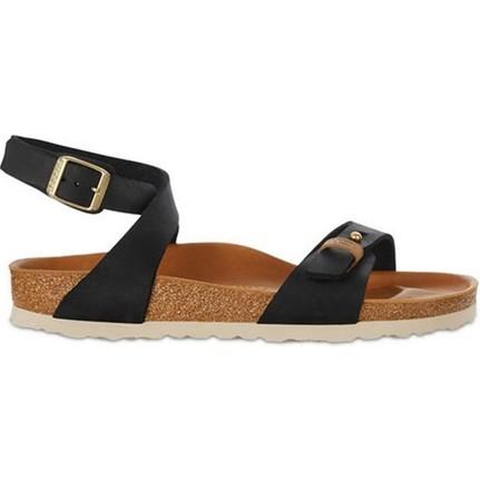 Birkenstock 105-744203B Siyah Kadın Sandalet