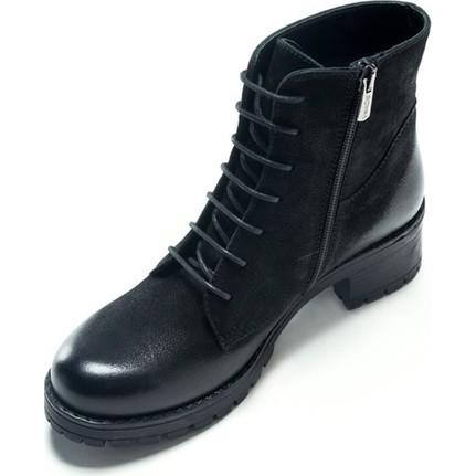 Shop And Shoes 121-3312 Siyah Kadın Bot