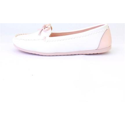 Shop And Shoes 155-2403 Pudra Kadın Ayakkabı
