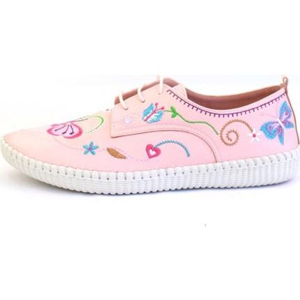 Shop And Shoes 155-540 Siyah Kadın Ayakkabı